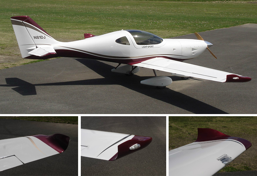 2010 Arion Lightning LS1 - Ronnies Aircraft Sales LLP